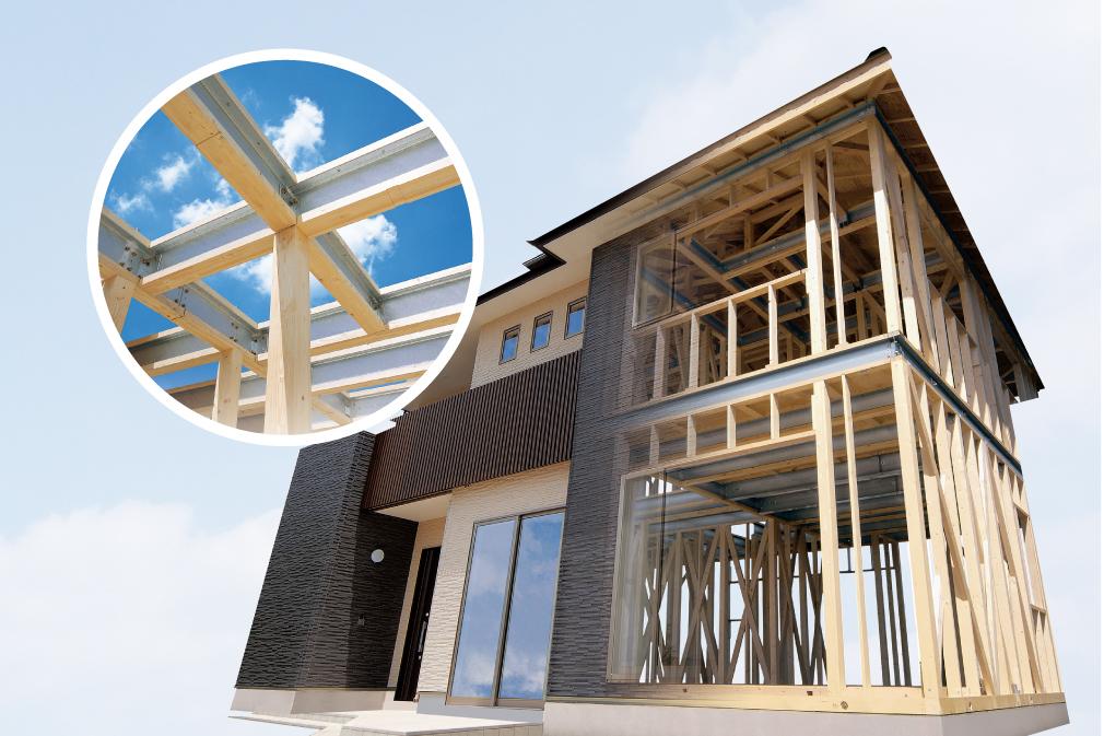 耐震住宅テクノストラクチャー