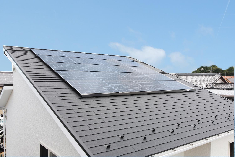 太陽光発電標準搭載