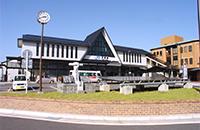 JR手原駅