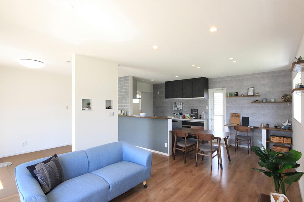 高性能規格型住宅デコレ