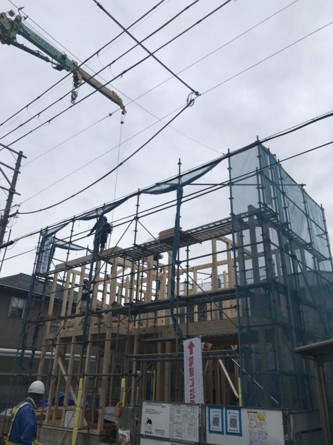 守山市今宿モデルハウス