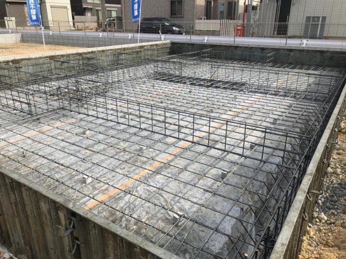 栗東市川辺3モデルハウス建築工事