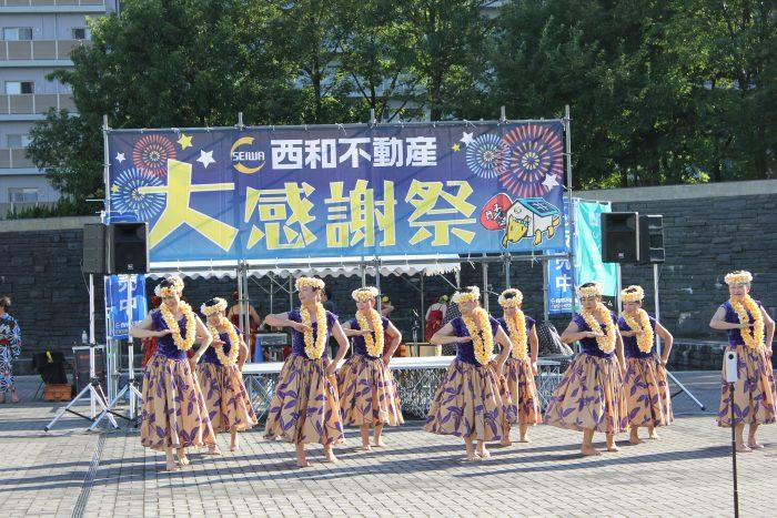 西和不動産夏の感謝祭イベント
