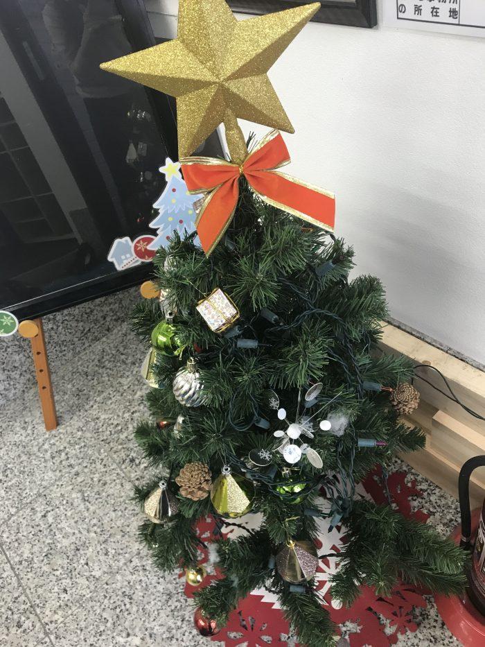 西和不動産クリスマス仕様