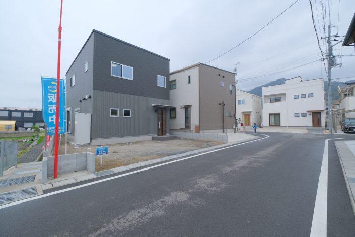 下阪本二丁目モデルハウス