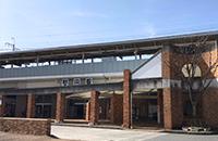 JR堅田駅